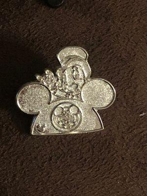 Disney Cast Lanyard (Hidden Mickey) JIMINY CRICKET ON MICKEY EARS PIN for Sale in Davenport, FL