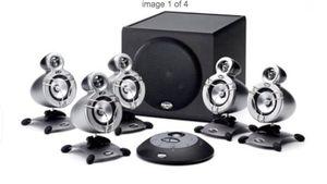 Klipsch GMX-D5.1 Multimedia Computer Speaker Surround Sound System for Sale in San Francisco, CA
