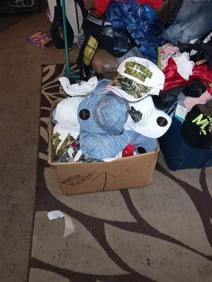 Box of hats off Florida Daytona Orlando Miami St Augustine brand new make me an offer for Sale in Azalea Park, FL