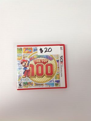 Mario Party The Top 100 for Sale in San Diego, CA