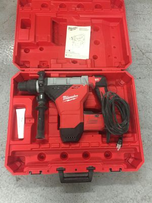 Milwaukee corded 1 3/4 in SDS Max Rotary Hammer for Sale in Mesa, AZ