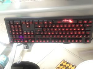 Gaming Keyboard for sale for Sale in Lansing, MI