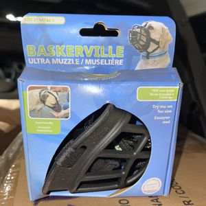 Dog Muzzle Size 2 for Sale in Whittier, CA