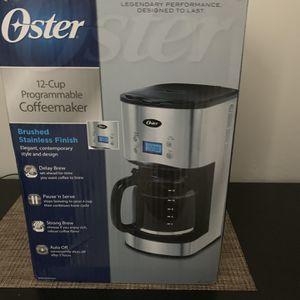 Oster 12 Cups Coffee Maker for Sale in Miami, FL