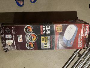 Garage door opener open box never used for Sale in Madison Heights, MI