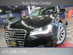 2011 Audi A8 L for Sale in  Manassas, VA