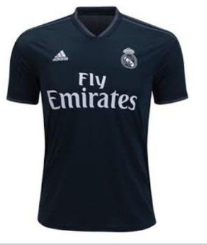 Adidas real Madrid away jersey for Sale in Riverside, CA