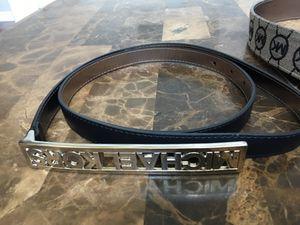 Michael Kors belt $10 each for Sale in Dunedin, FL