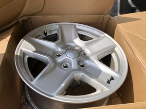 Jeep Gladiator Factory Rims / Wheels (Set of Four) for Sale in Chesapeake, VA