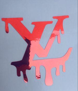 Holographic Louis Vuitton Sticker for Sale in Phoenix, AZ
