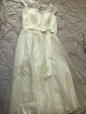 Ivory wedding dress for Sale in Laguna Niguel, CA