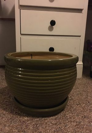 Green Plant Holder for Sale in Orlando, FL