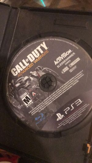 Call of duty. PS3 $10 for Sale in Ada, OK