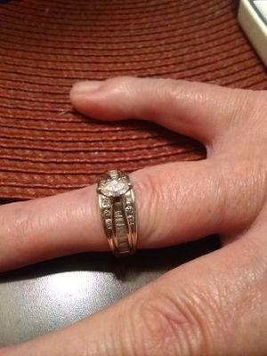 14kt gold Wedding Set for Sale in Lockbourne, OH