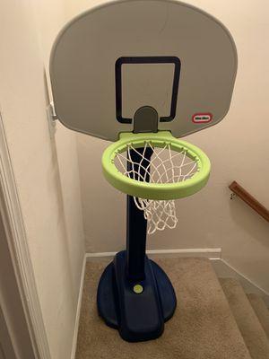 Break away kids basketball hoop for Sale in Portsmouth, VA