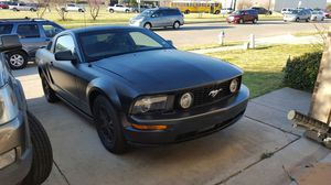 Mustang 2007 for Sale in Dallas, TX