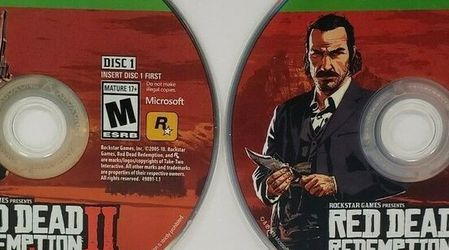 Read Dead Redemption 2 (Xbox One) for Sale in Henderson,  NV