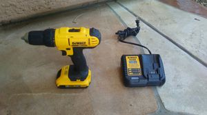 New Dewalt 20v drill with charger for Sale in Laveen Village, AZ