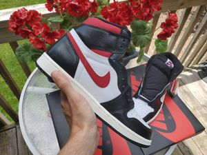 Jordan 1 retro GYM RED size 8 for Sale in Raleigh, NC