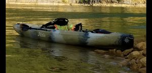 Hobie Compass camo kayak with MD180 for Sale in Virginia Beach, VA