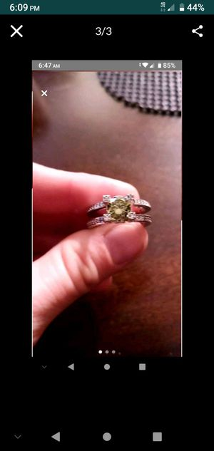 2 pc ring for Sale in CORP CHRISTI, TX