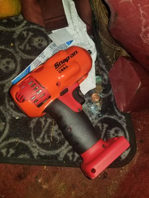 Snap-on impact wrench 3/8 for Sale in Hyattsville, MD
