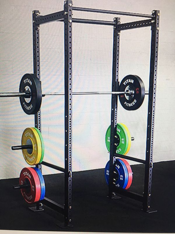 Gym Power Cage with Dip & Pull-up Bar ($300)