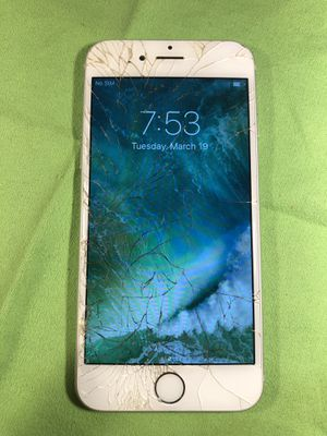 Apple iPhone 6 16GB Cracked for Sale in Lowell, AR