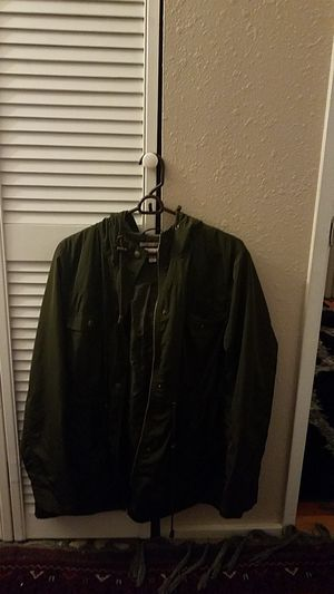 It's a nice raincoat and the color is dark green. for Sale in Des Moines, WA
