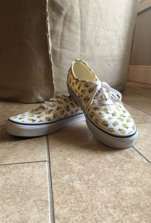 PEANUTS AUTHENTIC VANS for Sale in College Station, TX