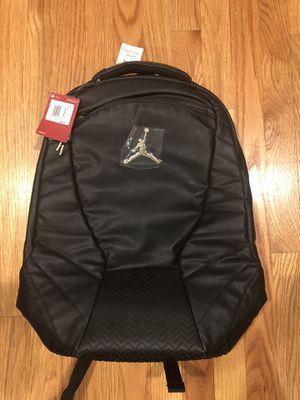 Jordan Retro 12 OVO black/gold backpack for Sale in Mount Vernon, NY