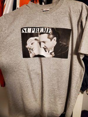 Supreme Bela Lugosi tee for Sale in Colton, CA