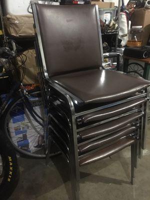 Chairs 5 pcs for Sale in Virginia Beach, VA