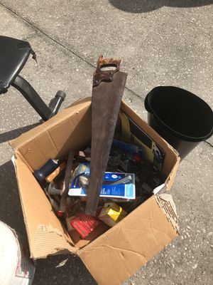 Box of tools for Sale in Orlando, FL