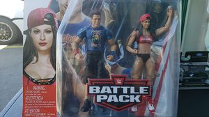 WWE ACTION FIGURE COLLECTIBLE THE MIZ & MARYSE 2017PICK UP IN WHITTIER for Sale in Whittier, CA