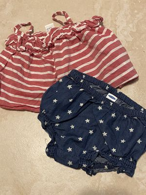 Old navy baby girl set for Sale in Fontana, CA