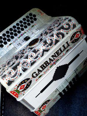 Gabbanelli en FA accordion for Sale in Dallas, TX