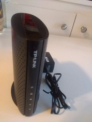 TP-LINK Router & Linksys Router for Sale in Hillsborough, CA