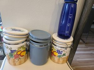 3 jars - free for Sale in Palm Harbor, FL