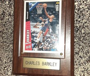 Charles Barkley card for Sale in Pearland, TX