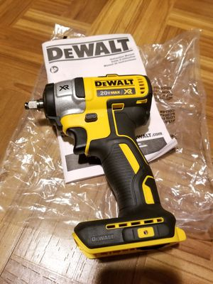 "Dewalt 3/8"" Impact Wrench Brushless XR 20V for Sale in Norwalk, CA"