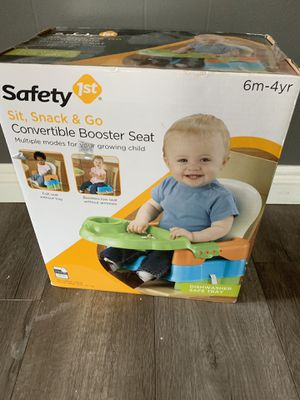 Child Booster Seat for Sale in Menifee, CA