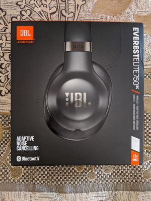 JBL EVEREST ELITE 750NC Wireless Over the ear Noise Cancelling headphones for Sale in Bayonne, NJ