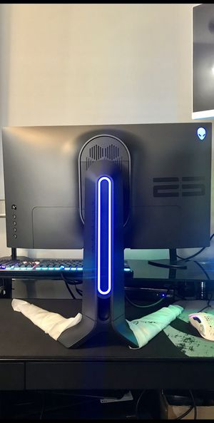 """AlienWare 25"""" Black Gaming Monitor ••240Hz•• 1ms Response Time for Sale in Los Angeles, CA"""
