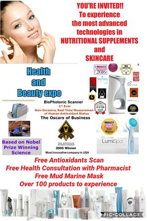 Free health and beauty expo for Sale in Orange, CA