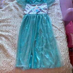 4T Elsa Disney PJ Dress $5 for Sale in Los Angeles, CA