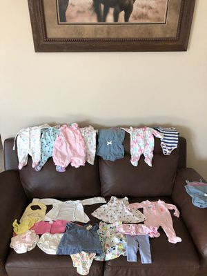 New born baby clothes good quality baby clothes for Sale in North Las Vegas, NV