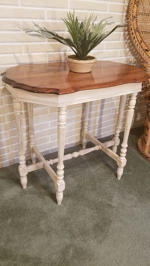 Antique console table for Sale in Oshkosh, WI