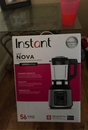 INSTANT ace nova Cooking and beverage blender for Sale in Sacramento, CA