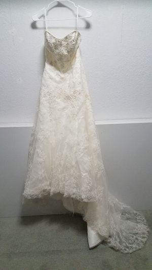 Casablanca Bridal wedding dress for Sale in Seattle, WA